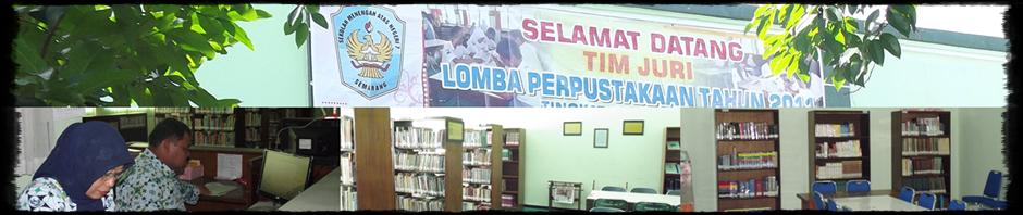 Perpustakaan SMA Negeri 7 Semarang
